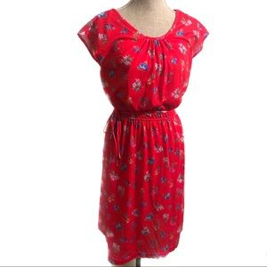 Adorable vintage cotton sun dress